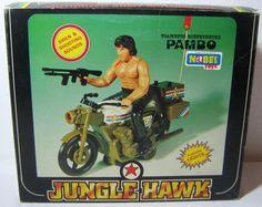 PAMBO!! Rambo motorcycle Booty