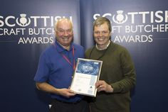 National award for local butcher - The Orcadian Online Local Butcher, Black Pudding, Orkney Islands, Lighthouse Keeper, Pork Loin, Scottish Highlands, Barbecue, Scotland, Competition