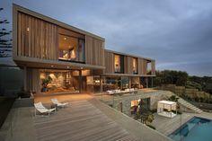 מחובר לים: עיצוב בית נופש עוצר נשימה בדרום אפריקה | בניין ודיור