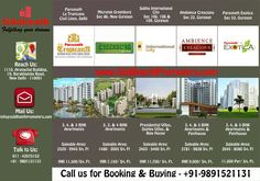 Flats, Apartments, Villas, Floors, Row Houses, Penthouses Isse zyada aur bahut zyada ka vaada For easy and hassle free buying / selling your property visit www.SiddhnathPromoters.com #Flats #Apartments #Villas #Floors #RowHouse #Suites #Penthouses #BuyProperty #Property #RealEstate #Gurgaon #GolfCourseRoad #CivilLines