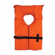 Type II Keyhole Youth Orange - This is not suitable for waterskiing, tubing or PWCs. Color: Orange. Gender: Unisex. All designs and production are subject to strict UL, ULC or CE inspection Trust AIRHEAD for all your flotation needs Size: youth Item Dimensions: 11 L x 19 W x 2.75 H Unit of Measure: EA. Sports > Water Sports. Weight: 0.62