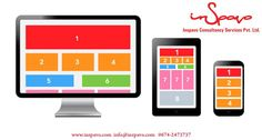 Responsive Web Design is the process to create a single site which can support many devices.  Contact us @ http://www.inspavo.com/web-designing-services.php