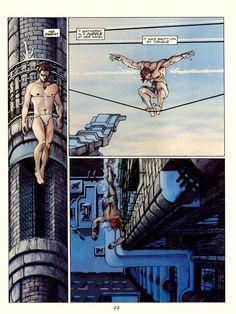 Frank Miller - Lynn Varley. 'Elektra Lives Again'