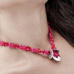 Collar Delabarbarela en www.luxeli.com