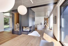 Vzdušný interiér