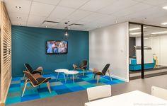 Transat ouvre sa cafétéria au travail et à la détente - Index-Design.ca