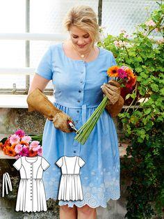 43680705995 Shirt Dress (Plus Size) 05 2016  126. Plus Size Sewing PatternsDress ...