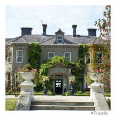 #TinakillyHouse Irish Sea, Atlantic Ocean, Acre, 19th Century, Wedding Venues, Europe, Spaces, Mansions, Luxury