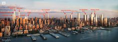 Behold, the Supertall-Filled New York City Skyline of 2030 - Curbed NYclockmenumore-arrow :