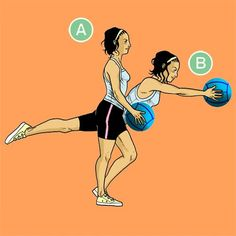 25 Must-Try Medicine Ball Exercises | Greatist #shots #fitness #bodyweight #advice #cute #lovely #wellness #healthful #living #life #lady #abs #slim #fat