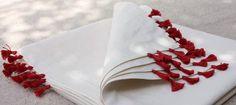 SOCADECO Tunisie: nappes, serviettes, sous verre, napperons, chemin de table, set de table, coussins, taie de coussins, serviettes en éponge, tapis de bain, sac et pochette