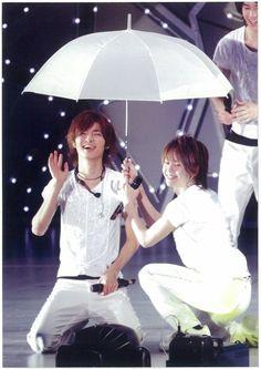 Yabu and Arioka Beautiful Men, Lovers, Costume, Heart, Cute Guys, Costumes, Fancy Dress, Hearts, Costume Dress