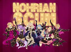 Nohrian Scum | Fire Emblem: If/Fates x High School Musical