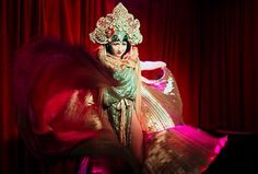 Burlesque: the erotic art of keeping clothes on. Read the full article at: http://www.theguardian.com/fashion/costume-and-culture/2013/sep/03/burlesque-erotic-art-keeping-clothes-on