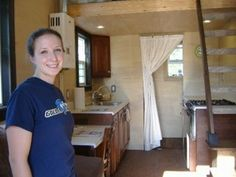 Fairfax County woman builds livable 'tiny house' as part of sustainability movement - The State of NoVa - The Washington Post
