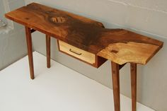 Good wood - 'Entry' table by Hobo Design - Good Wood Would