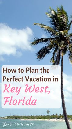 Need a vacation? It's always sunny in Key West! Discover how to plan the perfect getaway to this paradise! This relaxing vacation destination is perfect place to let go of all your worries! The Perfect Getaway, Perfect Place, Travel Package Deals, It's Always Sunny, Vacation Destinations, Vacations, Need A Vacation, Key West, Travel Usa