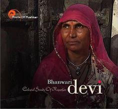 BHANWARI DEVI ~ Meera Bai SilverSari Indian Folk Traditi.Rajasthani Music NEW CD