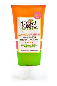 Containing one of the most pure and fruit-infused formulas available, our Mango Passion Facial Cleanser is filled with nature's most powerful antioxidants to keep your skin energized no matter where your busy day takes you! Ingredients: Aqua, Coffea Robusta Seed Extract, Passiflora Incarnata Fruit Extract, Panax Ginseng Root Extract, Euterpe Oleracea (Acai) Fruit Extract, Coco-Glucoside, Glycerin, Xanthan Gum, Propanediol, Citric Acid, Helianthus Annuus (Sunflower) Seed Oil, Molasses, Guar…