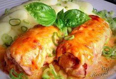Slovakian Food, Fresh Rolls, Mozzarella, Food And Drink, Turkey, Menu, Soup, Yummy Food, Snacks