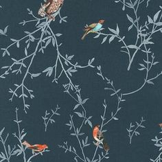 In the Trees-by Liesl Gibson from Woodland Clearing- Robert Kaufman COTTON Color: Charcoal Width: 44 wide Fabric repeats : 24 Beautiful cotton print fabric for your next project! Feel free to contact me if you need more yards for a custom listing. Etsy Fabric, Cotton Lawn Fabric, Owl Bird, In The Tree, Modern Fabric, Trees To Plant, Printing On Fabric, Woodland, Watercolor Paintings