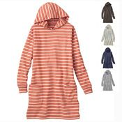 Japanese Online Shop - [Cecile] Tunic Hoodie / Spring 2013 New Item, Plus Size: JSHOPPERS.com