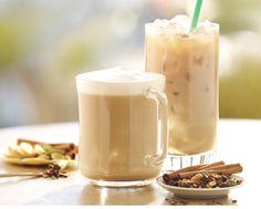 Starbucks: Buy One Teavana Oprah Cinnamon Chai Latte Get One FREE (Starts Today)