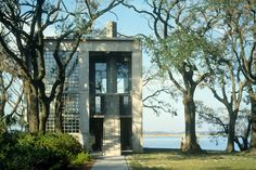 Croffead House, W G Clark Architects, Charleston, S.C