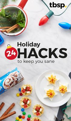 Sign up to get a daily email with tips, tricks and recipes to make your life easier from Dec. 1 to 24
