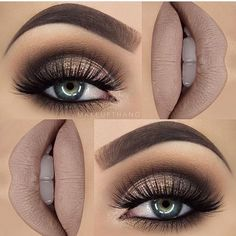 Get Ready For A Glamorous Night With These 15 Smokey Eye Makeup Ideas