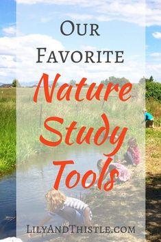 Nature Study Tools