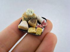 Mini cheeeeese — Food Miniatures by Shay Aaron #nonedible