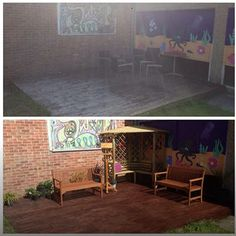 This year (2014) the apprentice community challenge project was to transform a local youth centre garden area for the Winchester Young Carers. Check out the great work that the apprentices have done!