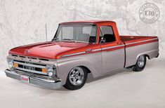 1964 Ford Truck- with a 1962 grille