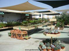Jardin del Ingenio garden centre Malaga