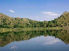Jaisamand Wildlife Sanctuary - in Rajasthan, India