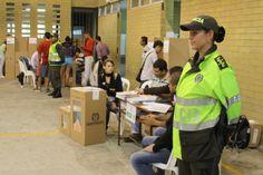 Estamos comprometidos de corazón con la democracia de Colombia
