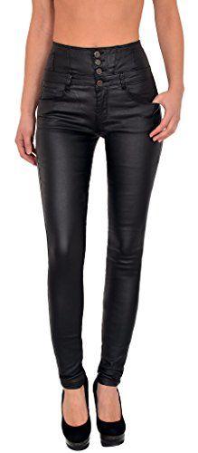 NPET WB010 Ceinture Femme en Cuir pour Jeans Pantalon de Loisirs - Tailles  32-34 100 cm Marron. Jacky Cuir · Pantalon pour femme en cuir · by-tex  Pantalon ... 05e9b0e140f