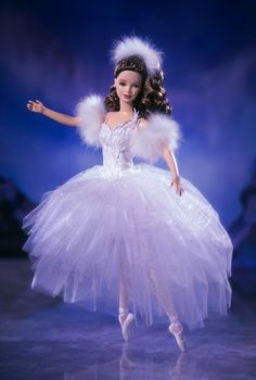 Barbie® Doll as Swan Ballerina from Swan Lake (Classic Ballet Series®)