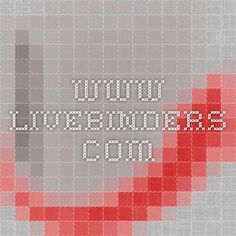 www.livebinders.com - digital citizenship