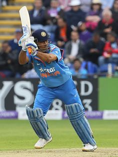 MS Dhoni in Action playing his natural Shot Test Cricket, Cricket Score, Cricket Wallpapers, Hd Wallpapers For Mobile, Ms Doni, Dhoni Quotes, Ms Dhoni Photos, Ms Dhoni Wallpapers, World Cricket