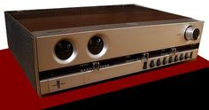 My Philips 520 amplifier