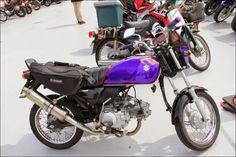 2014 Street motorcycle in Japan- SUZUKI GS50