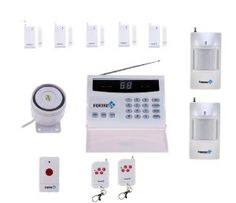 Fortress Security Store (TM) S02-A Wireless Home Security Alarm System DIY Kit Auto Dial. Save $60. Only $129.99 with free shipping
