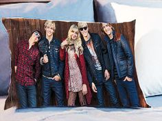 New Ross Lynch R5 Austin & Ally Rocky Riker by MasterPillow2014, $16.00