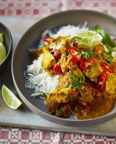 Chicken jalfrezi is a curry house favourite and this version shows it's as easy as anything to make at home