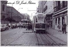 Calle Francos Rodríguez, años 60
