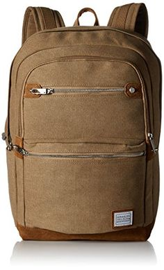 Travelon Antitheft Heritage Multipurpose Backpack Oatmeal One Size >>> For more information, visit image link.