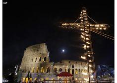 Vía Crucis 2016 camino a la Pascua de Resurrección del Jubileo de la Misericordia, con el Papa Francisco - Radio Vaticano