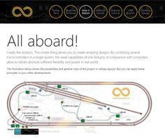 arduino for railway modelling